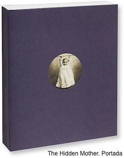 """Portada del libro 'The hidden mother' (""""La madre oculta""""), de Linda Fregni Nagler"""