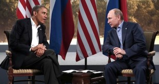 Encuentro entre Obama y Putin