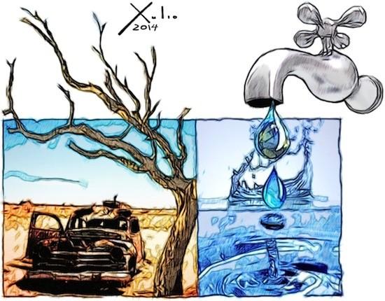 Xulio Formoso: El Sentido del Agua