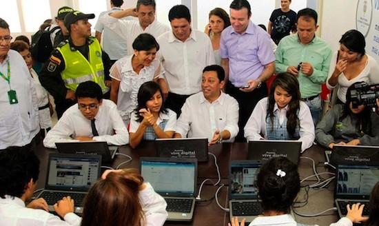 Bucaramanga Vive digital
