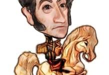 Xulio Formoso: Simon Bolivar