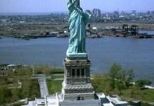 Estatua de la Libertad en NY