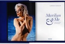 """Lawrence Schiller. Marilyn & Me. A Memoir in Words & Photographs (""""Lawrence Schiller. Marilyn y yo. Una memoria en palabras y fotografías""""). Taschen"""