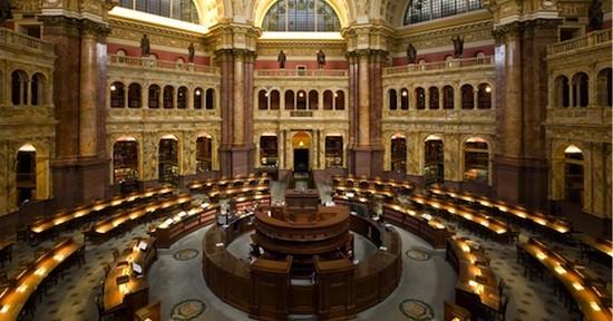 Biblioteca Congreso EEUU Biblioteca del Congreso: la Ciudad de los libros en Washington