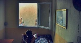 """Serhiy Yarema, """"Siesta infantil (Alpicat, Lleida)'. Primer premio del Concurso Su Mejor Foto 2014 del Magazine de La Vanguardia"""