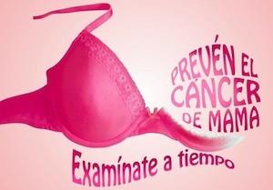 Campaña de prevención del cáncer de mama