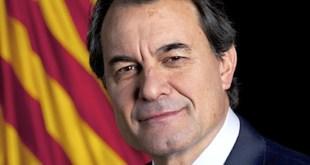 Artur Mas, president de la Generalitat de Catalunya