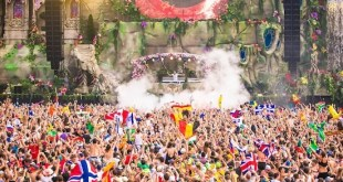 Canon Tomorrowland 2014
