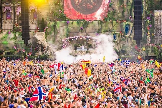 Canon Tomorrowland 2014