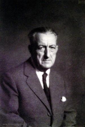 Luís Ksado. Autorretrato, 1961