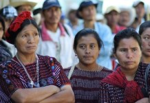 Trabajadores guatemaltecos