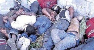 Inmigrantes asesinados en San Fernando