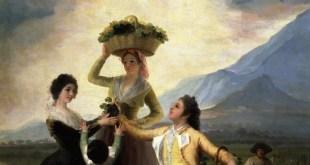 Francisco de Goya. La vendimia, o el Otoño