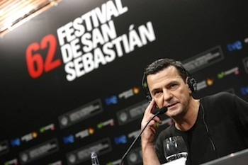 Christian Petzold, director de 'PHOENIX'. Foto: Iñaki Pardo
