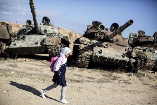 Misrata, Libia (C) Olivier Jobard / Sipa Press