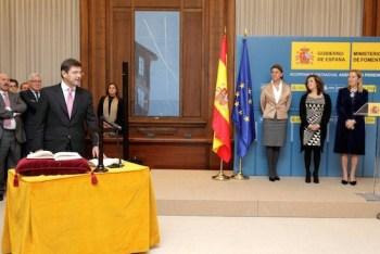 Rafael Catalá toma posesión como ministro de Justicia