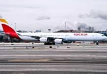 A340-600, uno de los aviones comerciales más moderno en servicio