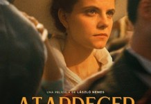 Atardecer poster