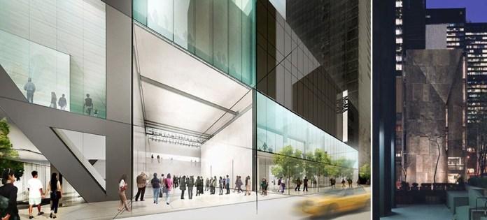 MOMA NY maqueta
