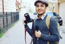 periodista azerí Mehman Huseynov