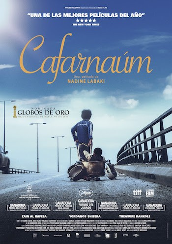 Cafarnaum poster