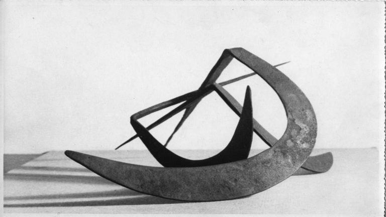 Escultura de Chillida