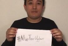 #MeTooUyghur