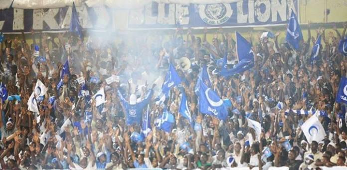 Sudan Grada Ultras Blue Lions