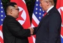 Trump con Kim Jong-un