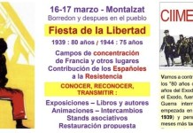 Cimer Fiesta libertad Retirada