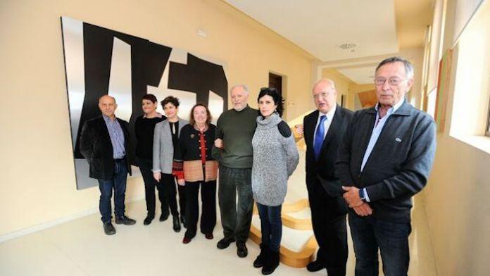 Miembros del jurado del Premio de Periodismo Julio Anguita Parrado que han galardonado a Equipe Media