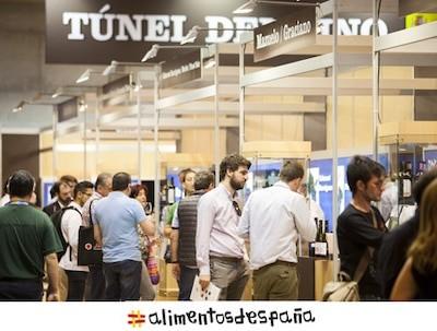 Gourmets tunel del vino