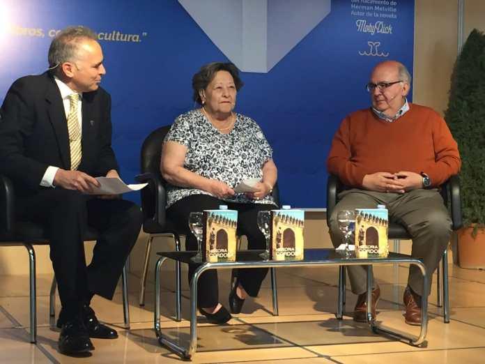 Javier Luque, Magdalena Gorell Jaén y Manuel Toribio.