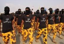 Milicianos Al-Islah