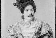Julieta Pestarino: retrato de persona no identificada