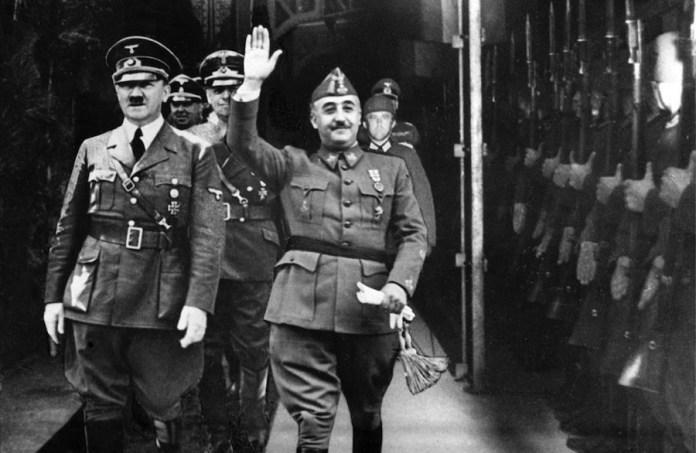 Etapas del franquismo: hegemonía nacional-sindicalista