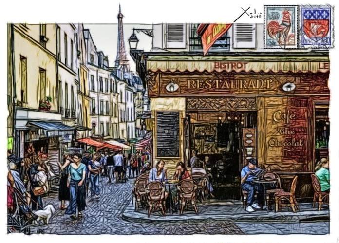 Xulio Formoso Paris