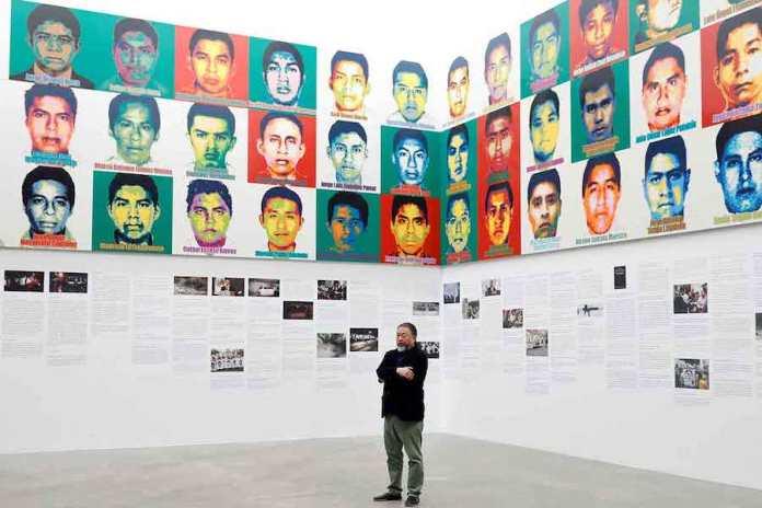 Ai Weiwei: exposición sobre los estudiantes desaparecidos en Ayotzinapa