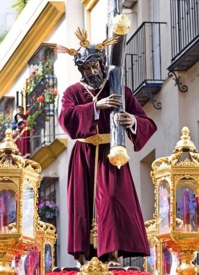 Cristo de los Gitanos, Sevilla