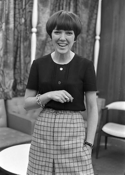 Mary Quant en 1965