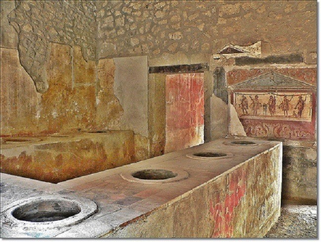 Pompeya thermopolium