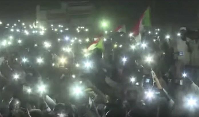 Sudan protestas contra consejo militar