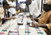 Torneo de ajedrez en Abidjan en 2018