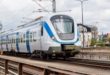Trenes Suecia