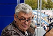 Periodista ucraniano Cherkasy Vadym Komarov