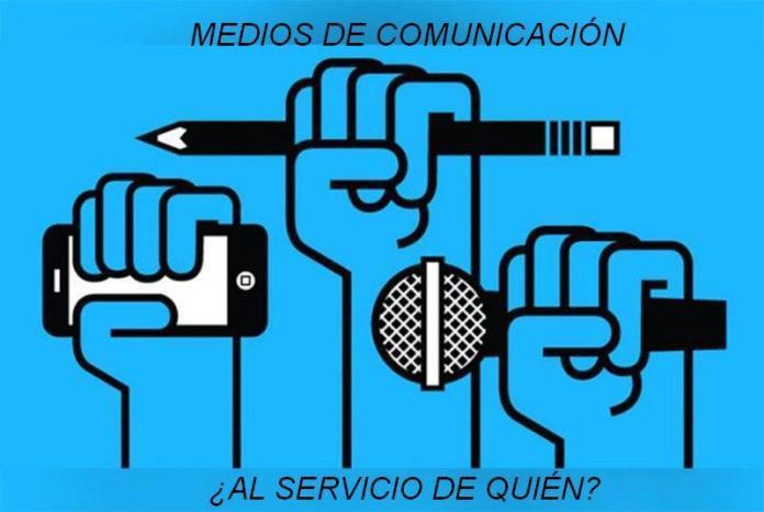 Medios Comunicación al servicio de quién