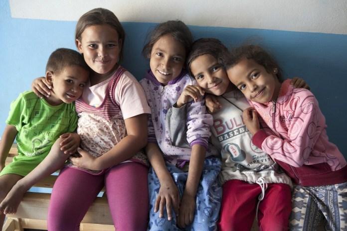 Niños saharauis verano España