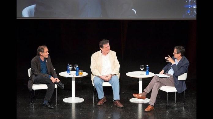 Pérez Andújar y Landero moderados por César Coca
