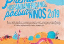 Premio Poesía Niños FCE 2019
