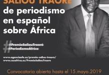 Premio Saliou Traore 2019